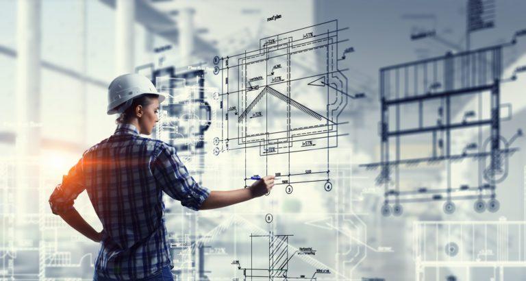 background cad engineering